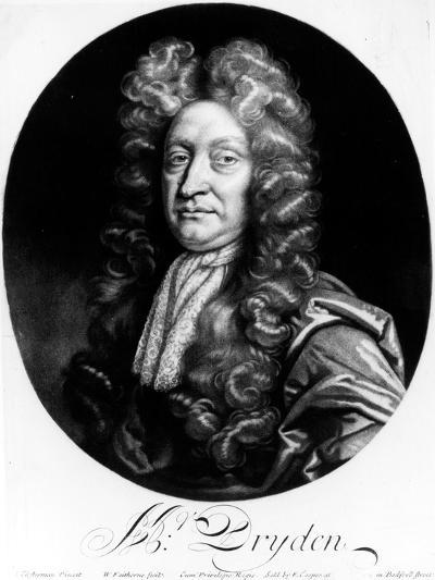 John Dryden-Johann Closterman-Giclee Print