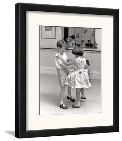 Two LIttle Dancers by John Drysdale