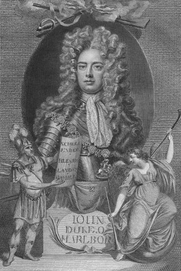 'John, Duke of Marlborough', 1790-Unknown-Giclee Print