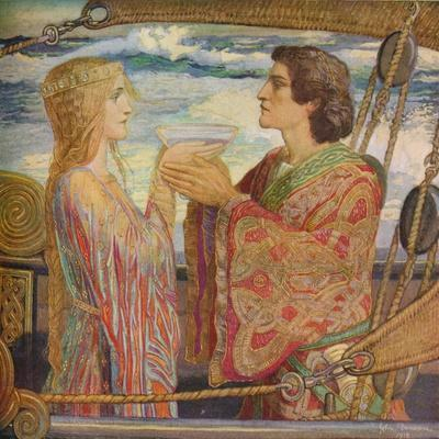 'Tristan and Isolde', 1912