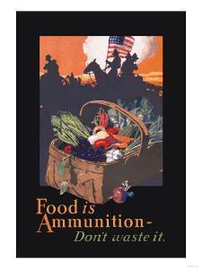 Food is Ammunition by John E. Sheridan