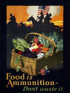 World War I: U.S. Poster by John E^ Sheridan
