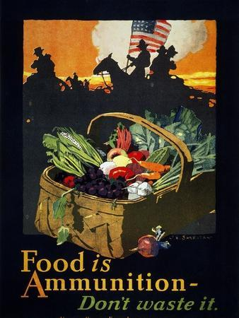 World War I: U.S. Poster
