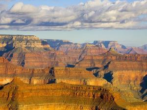 Clouds Over Canyons and Buttes by John Eastcott & Yva Momatiuk