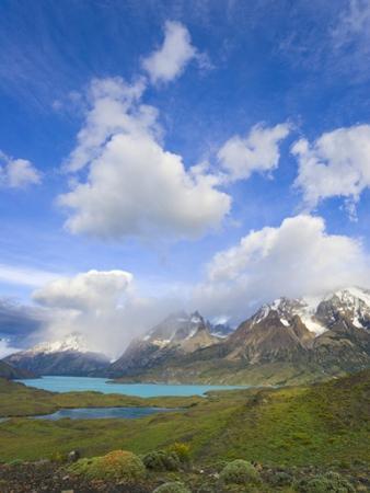 Cuernos del Paine Peaks