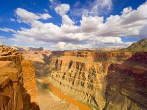 Grand Canyon and Colorado River by John Eastcott & Yva Momatiuk