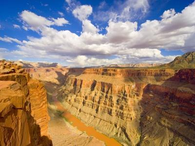 Grand Canyon and Colorado River by John Eastcott & Yva Momatiuk