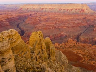 Grand Canyon and Landscape