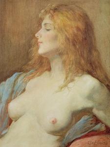 A Redhead by John Edward Goodall