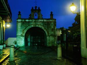 Capilla El Cristo in Old Town, San Juan, Puerto Rico by John Elk III