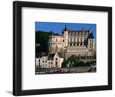 Chateau D'Amboise, Loire Valley, Amboise, France