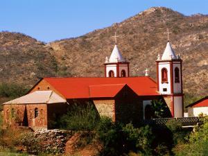 Church, el Triunfo, La Paz, Baja California Sur, Mexico by John Elk III