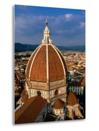 Dome of Duomo from Campanile, Florence, Tuscany, Italy