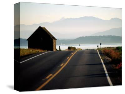 Ebey Road Near Ebey's Landing, Whidbey Island, Washington