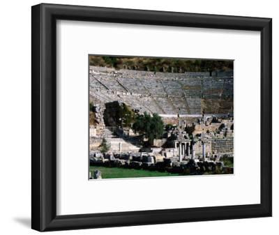 Great Theatre Ruin, Pergamum, Ephesus, Turkey