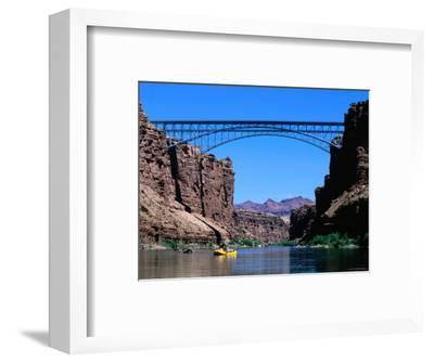 Highway 89A Bridge, Colorado River, Grand Canyon National Park, Arizona