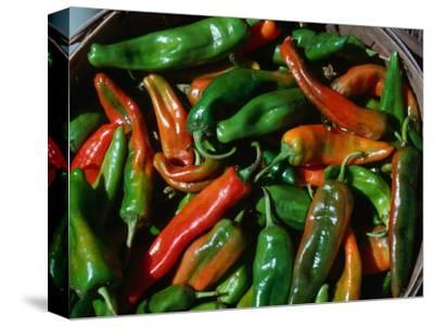 If The Chile Ain't Hot Enough, The Cook's Not Mad Enough - New Mexican Adage, Chimayo, New Mexico