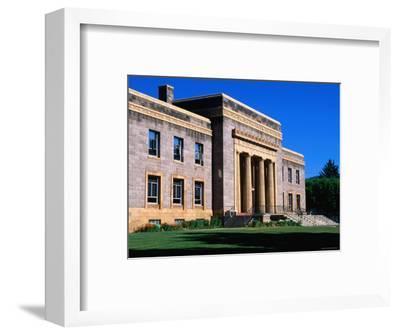 Lassen City Courthouse, Susanville, California