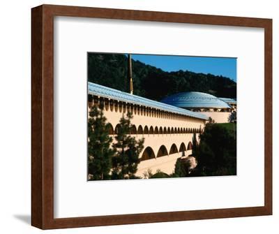 Marin City Civic Center by Frank Lloyd Wright in San Rafael, San Rafael, California