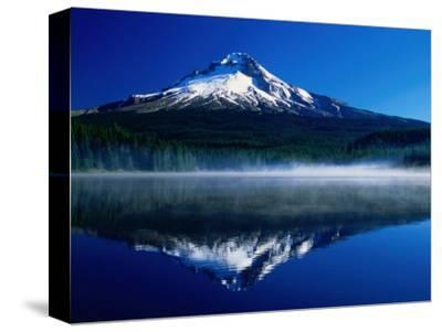 Mt. Hood Over Trilium Lake, Mt. Hood, USA