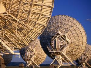 NRAQ, the Largest Radio Telescope in the World, New Mexico by John Elk III
