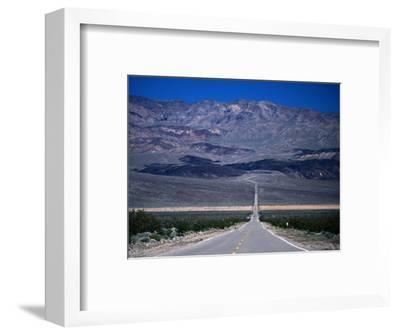Park Road, Death Valley National Park, California