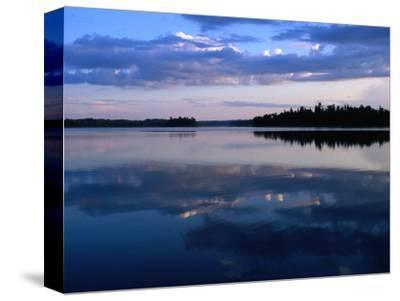 Sunset on Lake Itasca, Itasca State Park, USA