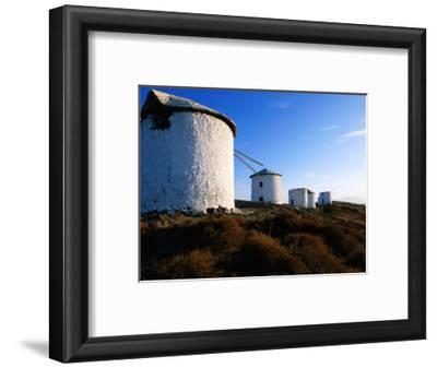 Windmills West of Town, Bodrum, Turkey