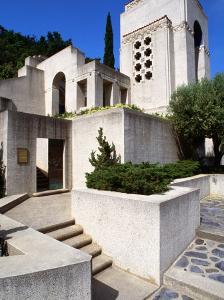 Wrigley's Memorial Wrigley Botanical Garden, Santa Catalina Island, California by John Elk III