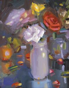 Rose Table by John Erickson