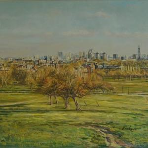 Primrose Hill by John Erskine