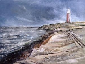 The Cocksdorp Lighthouse, Texel, Netherlands, 2003 by John Erskine