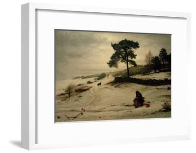 Blow, Blow, Thou Winter Wind, 1892