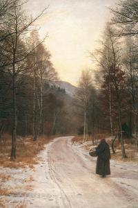 Glen Birnam, 1891 by John Everett Millais