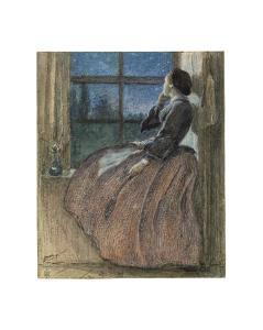 Lost Love by John Everett Millais