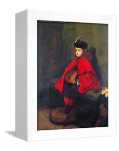 My First Sermon, 1863 by John Everett Millais