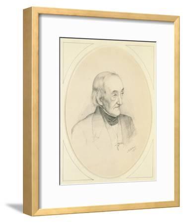 Portrait of William Bennett, 1850