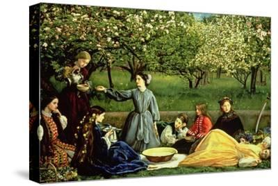 Spring (Apple Blossoms) 1859