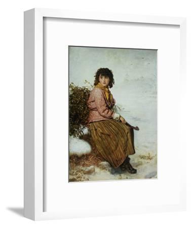 The Mistletoe Gatherer, 1894