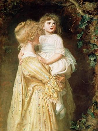 The Nest by John Everett Millais
