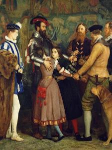 The Ransom, 1860-62 by John Everett Millais