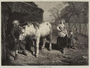 Auld Mare Maggie by John Faed
