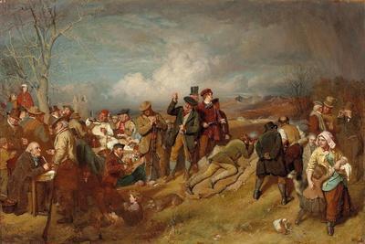 The Wappenshaw: a Shooting Match