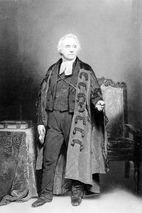 Thomas Chalmers, Engraved by James Faed, 1849 by John Faed