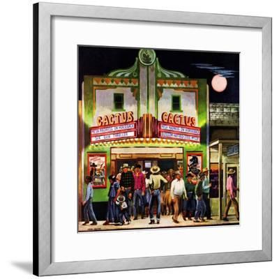 """Cactus Theater,"" September 18, 1948"