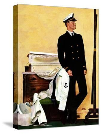 """""""New Naval Officer,"""" July 10, 1943"""