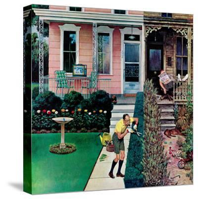 """Tidy and Sloppy Neighbors,"" July 1, 1961"