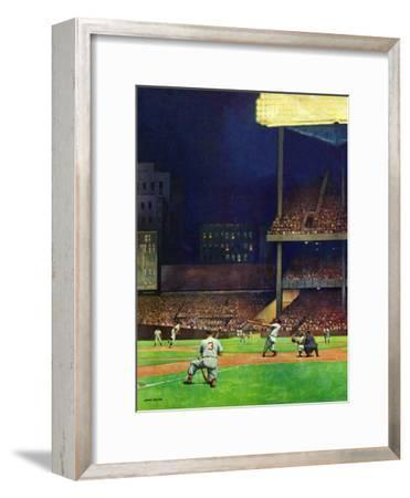 """""""Yankee Stadium,"""" April 19, 1947"""