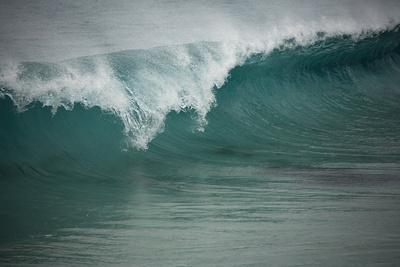 Asia, Australia Tasmania Friendly Beach Breakers