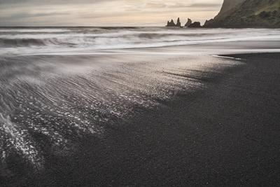 Iceland, Reynisfjara Beach